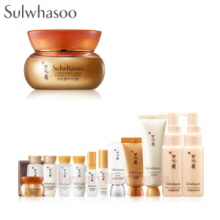 SULWHASOO Concentrated Ginseng Renewing Eye Cream Set [Monthly Limited - August 2018]